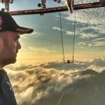 Mahmut Sami Uluer Sri Lanka Balloon Pilot
