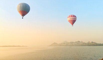 Hot Air Ballooning Sri Lanka