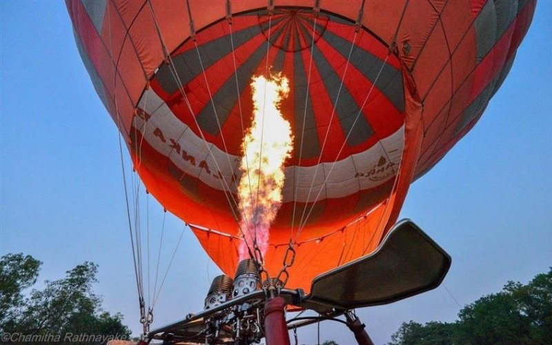 Sri Lanka Ballooning Hot Air Balloon Sri Lanka How Air Hot Air Balloons