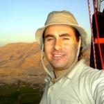 Sancho Gonzalez Green Balloon Pilot